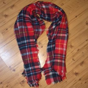 American Eagle Outfitters Accessories - American eagle blanket scarf
